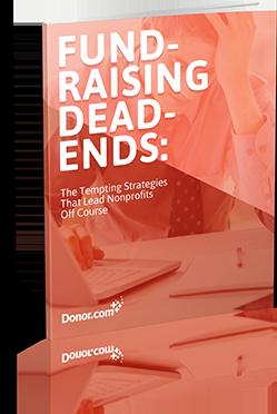 Fundraising Dead-ends