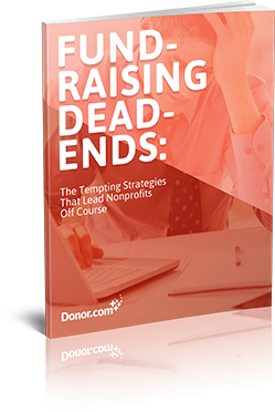 Fundraising Dead-ends