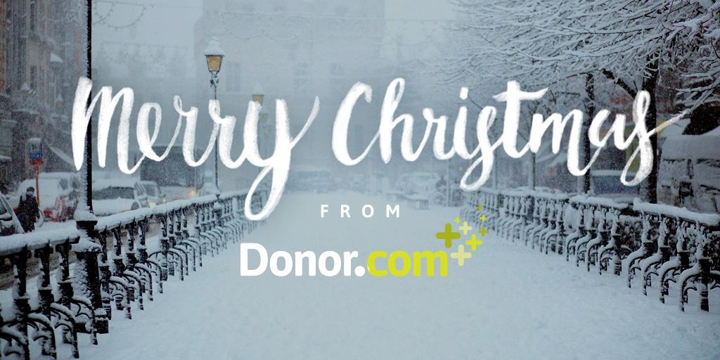 Donor Blog